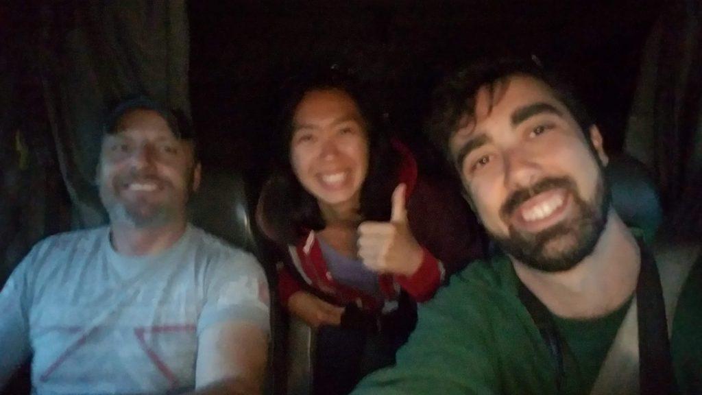 有些人生啟發是有錢的侷限得不到的 hitchhiking with kelly to the Arctic ocean in canada