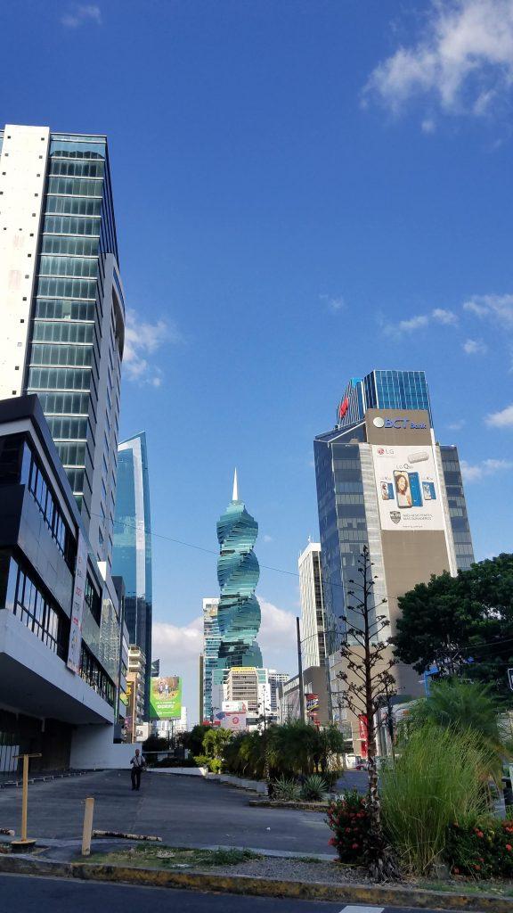 panama city 2020