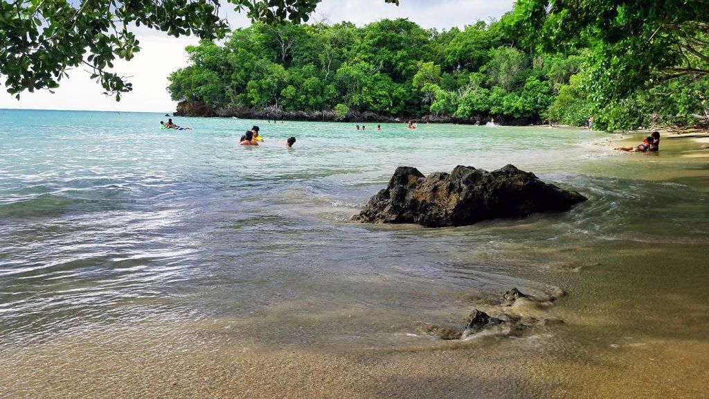 Playa Bonita Samana Dominican Republic 多明尼加共和國山美納半島Playa Bonita玻妮大海灘