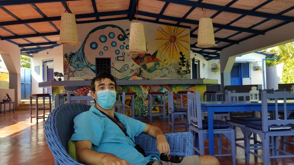 il Triaangolo Hostel in Las Galeras, Samana, Dominican Republic
