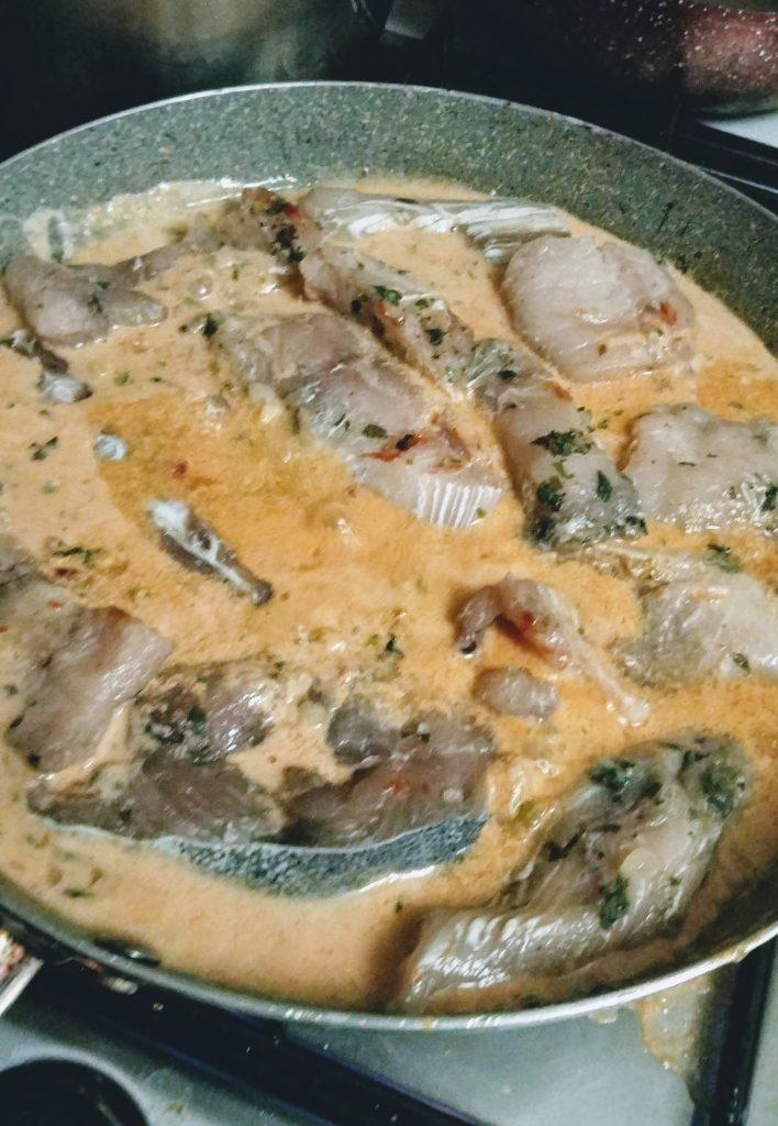 多明尼加拉斯特雷納斯椰漿魚