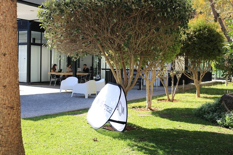 Ponta Do Sol Digital Nomad Village Co-working Space 葡萄牙數位游牧村共同工作空間實景