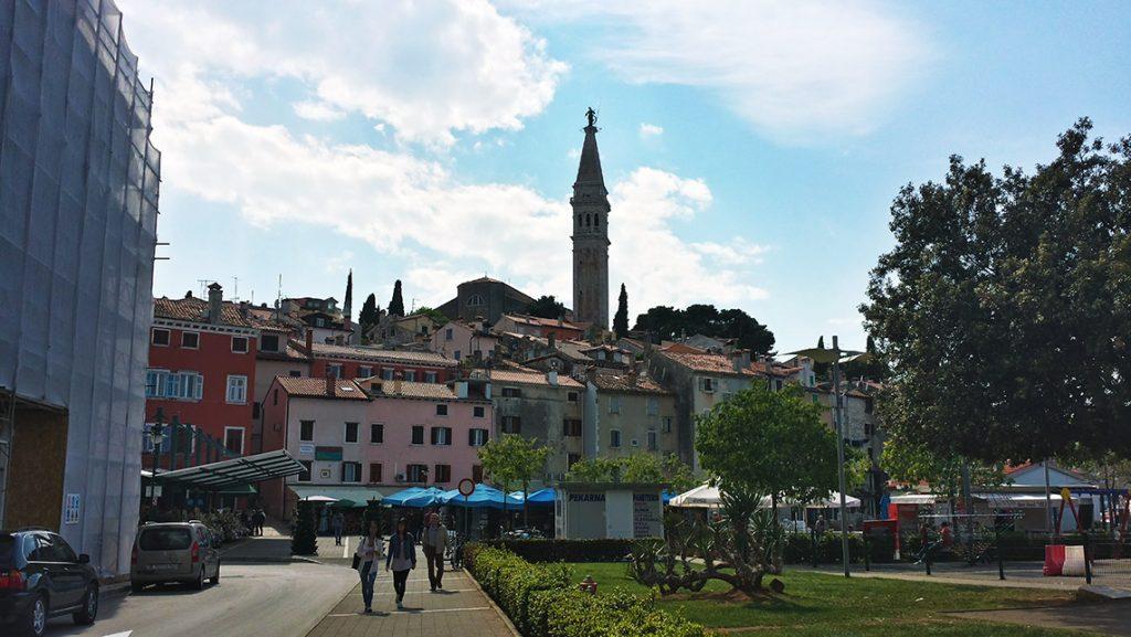 克羅埃西亞數位游牧簽證許可證 Rovinj Croatia