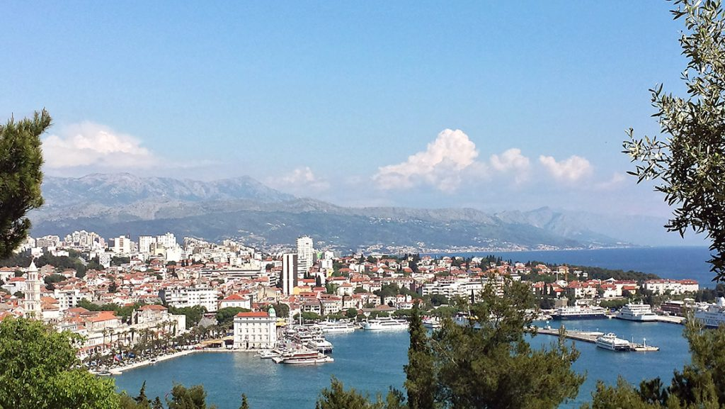 克羅埃西亞數位游牧簽證許可證 Croatia Split Port