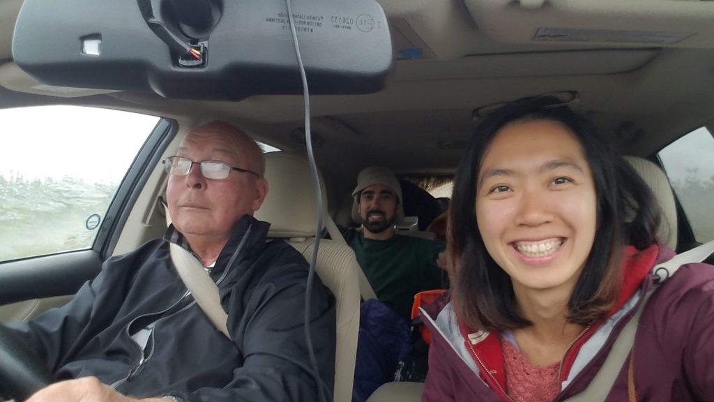 加拿大一邊搭便車一邊遠端工作 | 數位遊牧生活