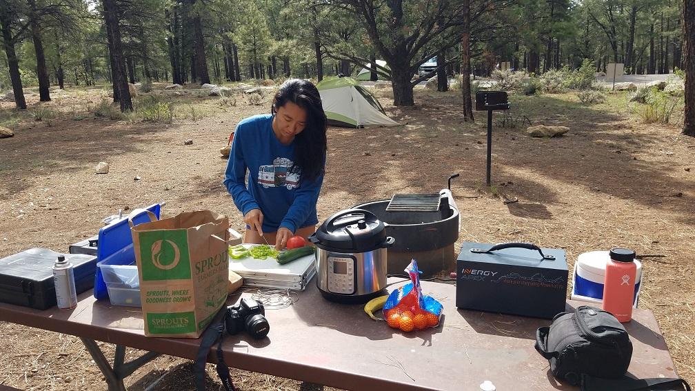 州立公園露營地 數位遊牧邊工作邊旅行野炊 State Park Campgrounds